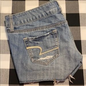 American Eagle Denim Shorts